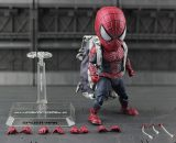 18cm Spider-Man Homecoming avengers Q version action figure toys collection