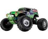GRAVE DIGGER Decal Removable WALL STICKER Home Decor Art Monster Truck Jam  Does Not Apply