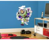 BUZZ LIGHTYEAR TOY STORY Decal Removable WALL STICKER Art Home Decor Kids  Does Not Apply