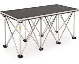 40cm Portable Stage Step by Gear4music 5055888819676 G4M-40STEP