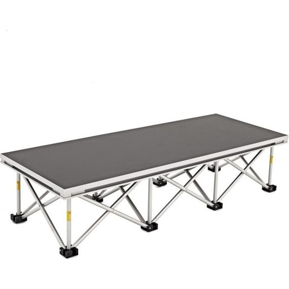 20cm Portable Stage Step by Gear4music 5055888819683 G4M-20STEP